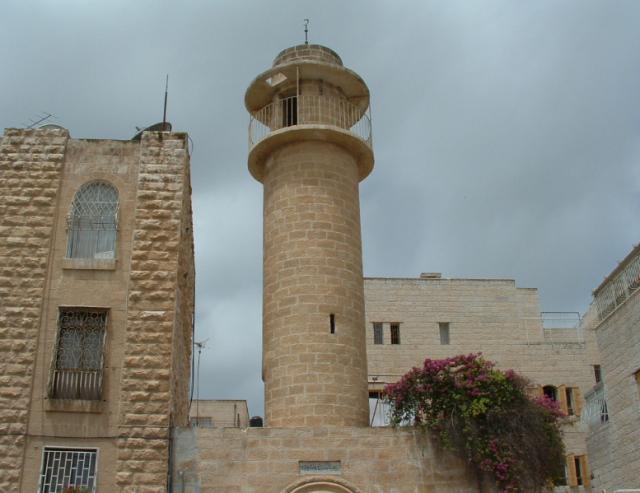 MinaretOldCity2003