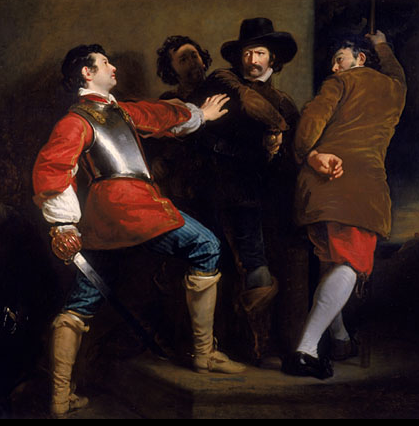 Capture of Guy Fawkes