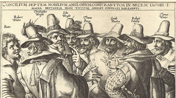 Gunpowder Plotters