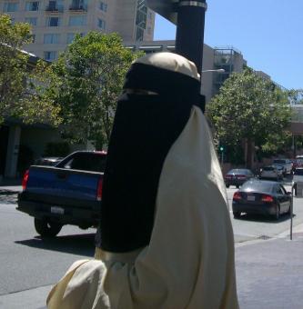 Niqab Monterey CA